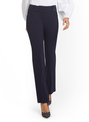 New York & Co. Barely Bootcut Pant - Mid-Rise - Double Stretch