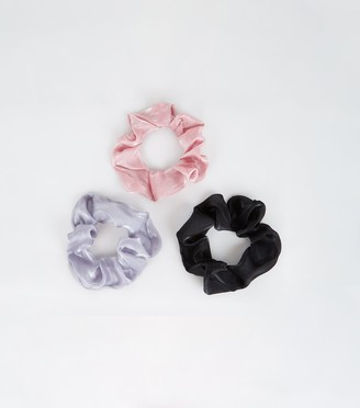 New Look 3 Pack Organza Scrunchies