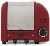 Dualit Polished Steel 2 Slice Toaster