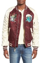 Alpha Industries Reversible Souvenir Jacket