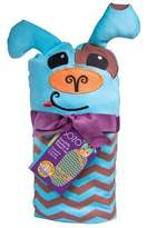 Sozo Swaddle Blanket & Fitted Cap ~ Puppy