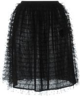 RED Valentino tulle rara skirt