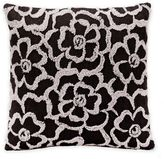 Kathy Ireland Flowers Square Throw Pillow