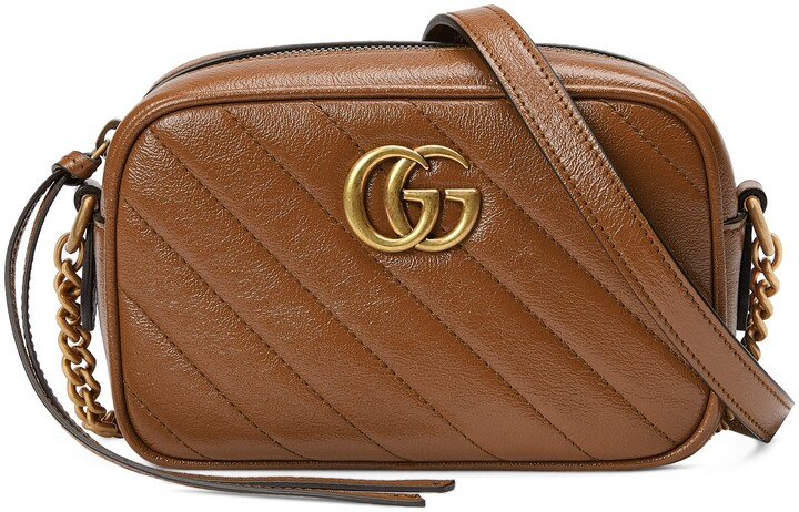 Thumbnail for your product : Gucci GG Marmont mini shoulder bag