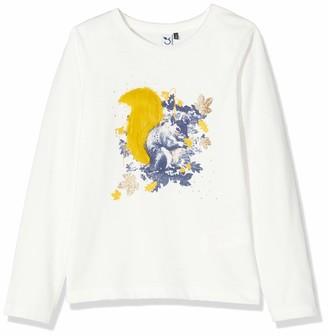 3 Pommes Girl's 3p10024 Tee Shirt Ml T