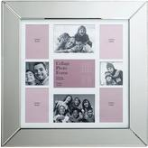 Gallery Bishop 9 Aperture Collage Silver Photo Frame