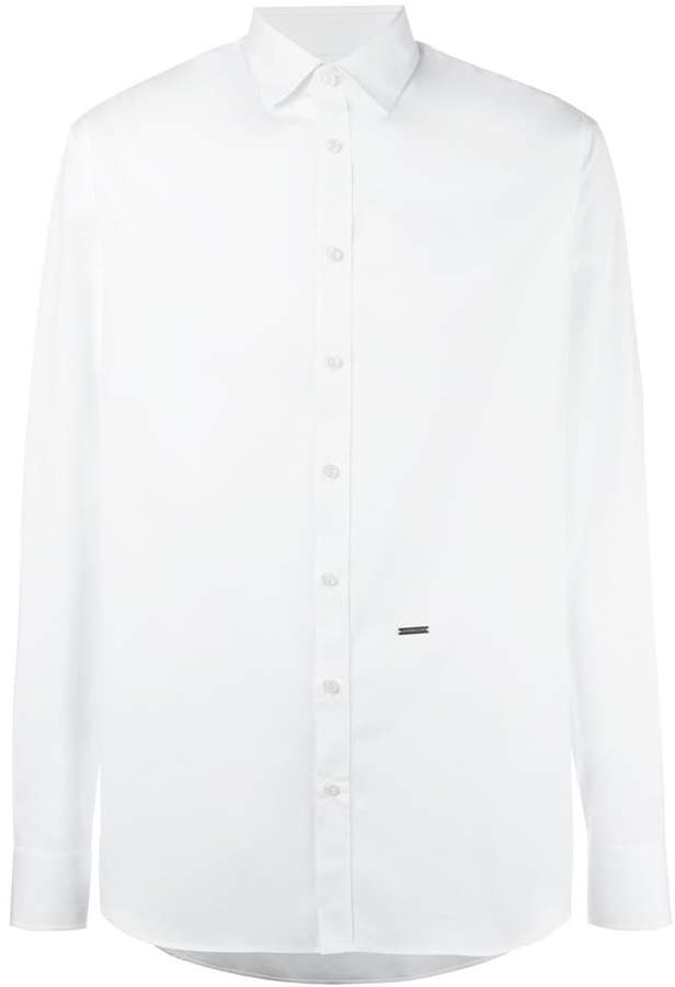 DSQUARED2 classic Oxford shirt