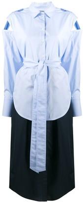 Frenken Blaster shirt layer dress