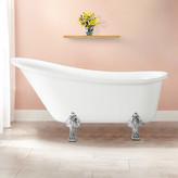 "Vinnova Jacqueline 63"" x 28"" Soaking Bathtub"