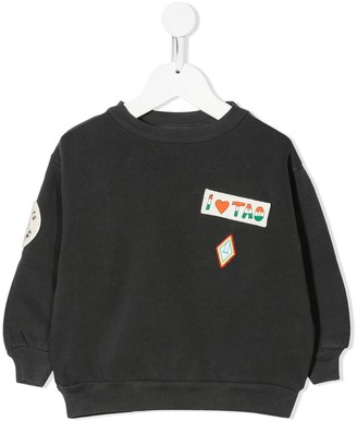 The Animals Observatory I Love Tao sweatshirt