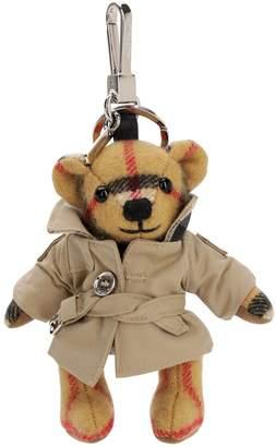 Burberry Check Thomas Bear Trench Coat Key Chain