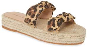 9f56a3f1db9 Daisy Knot Espadrille Slide Sandal