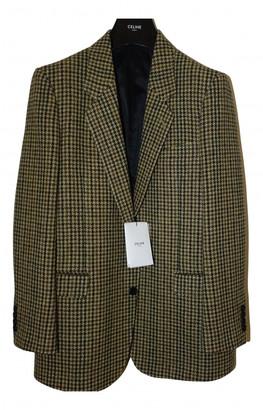 Celine Multicolour Wool Jackets