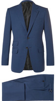 Tom Ford Blue O'connor Slim-fit Wool Suit