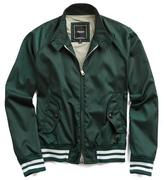 Todd Snyder Nylon Barracuda Jacket with Racing Stripes