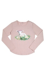 Stella McCartney Printed Cotton Jersey T-Shirt