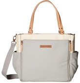 Petunia Pickle Bottom Glazed Color Block City Carryall Bags