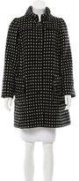 Diane von Furstenberg Elodia Wool Coat