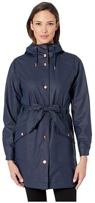 Helly Hansen Kirkwall II Raincoat (Off-White) Women's Coat