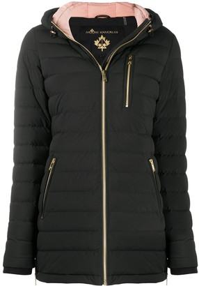 Moose Knuckles Rockcliff 2 hooded padded jacket