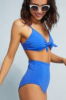 Mara Hoffman Lydia High-Waisted Bikini Bikini Bikini Bottom