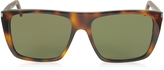 Saint Laurent SL 156 Acetate Square-Frame Men's Sunglasses