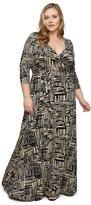 Rachel Pally Long Wrap Dress WL