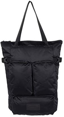 Timbuk2 Vapor Convertible Tote Rucksack (Jet Black) Backpack Bags