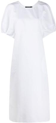 Sofie D'hoore bell sleeve maxi dress