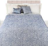 Etro Hendrix Quilted Bedspread - 270x270cm - Purple