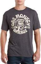 True Nation Gas Monkey Gas Face Big & Tall Short Sleeve Graphic T-Shirt