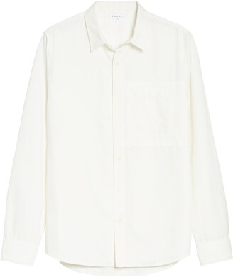 Frame Classic Fit Button-Up Shirt