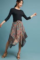 Eva Franco Jazmin Paisley Skirt