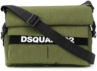 DSQUARED2 Messenger Shoulder Bag