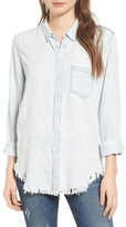 DL1961 Nassau & Manhattan Boyfriend Shirt