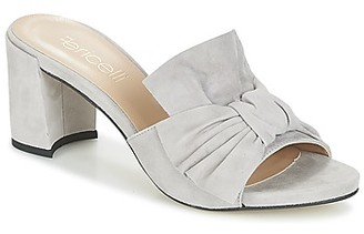Fericelli IPOLIC women's Mules / Casual Shoes in Grey