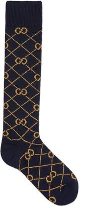 Gucci GG wool socks