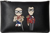 Dolce & Gabbana Family Document Holder Wallet