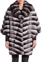 The Fur Salon Notch Fur Coat