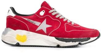 Golden Goose running star sneakers
