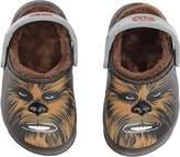 Crocs Boys' Crocsfunlab Lined Chewbacca Clog