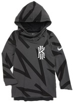 Boy's Nike Kyrie Hooded Pullover