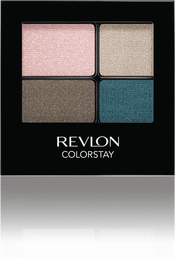 Revlon Colorstay 16hr eyeshadow quad romantic 4.8g