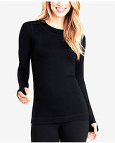 Cuddl Duds FlexFit® Crew Long-Sleeve T-Shirt