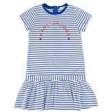 Marc Jacobs Children Girls Striped Jersey Dress