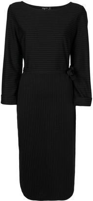 agnès b. Pinstriped Dress