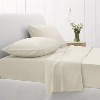 Sheridan 500tc cotton sateen flat sheet