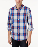 Tommy Hilfiger Men's Copeland Plaid Shirt