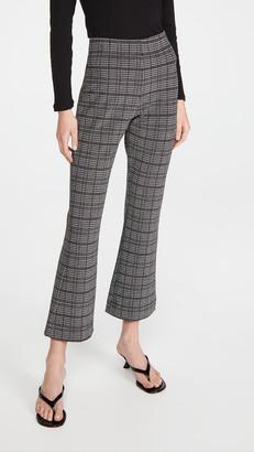 Leset Stili Crop Flare Pants