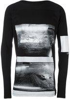 Julius printed sweatshirt